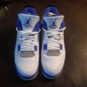 "Nike Air Jordan 4 reto ""Motorsport"""